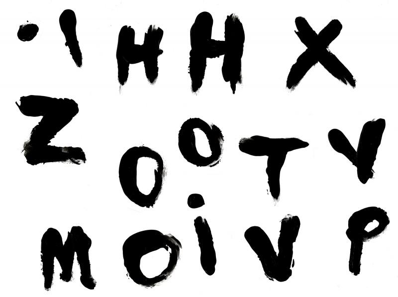clot typeface